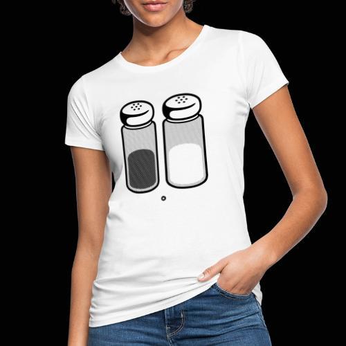 Poivre et sel ! - T-shirt bio Femme