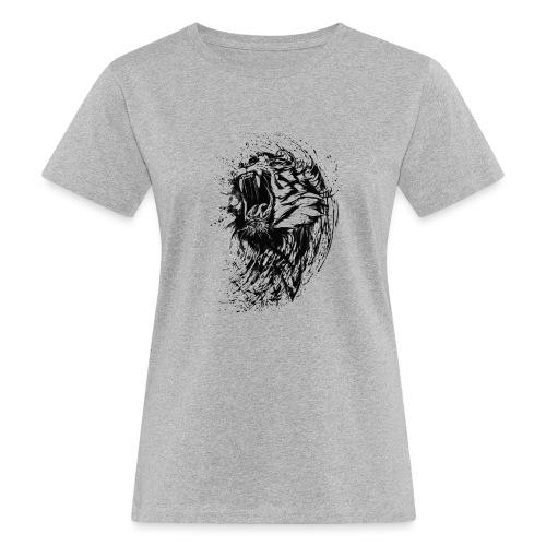 villikissa kuva - Naisten luonnonmukainen t-paita