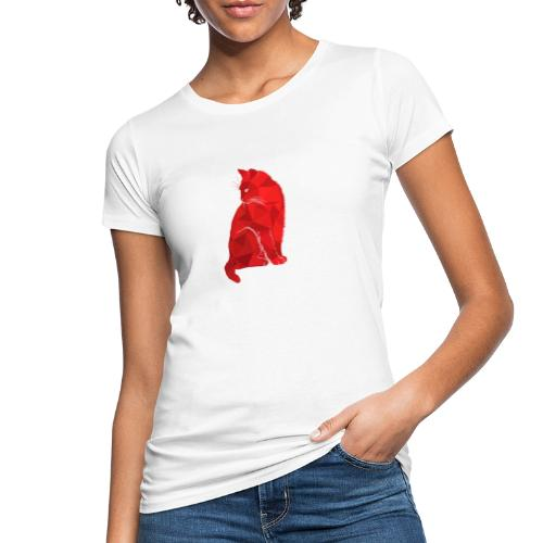 Cat - Frauen Bio-T-Shirt
