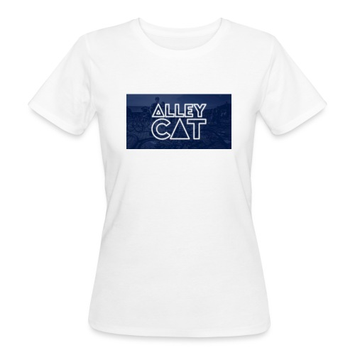 Alleycat Graphic T Shirt - Frauen Bio-T-Shirt