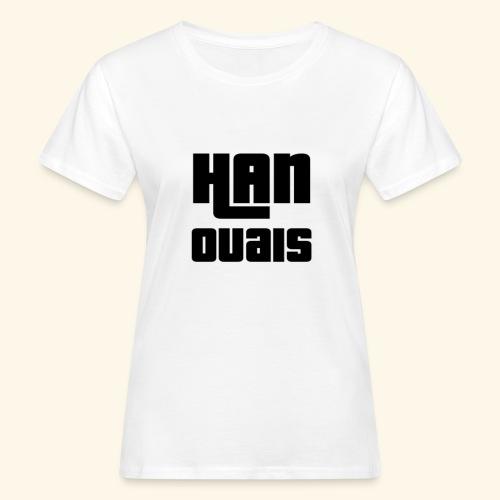 Han Ouais GTA noir - T-shirt bio Femme