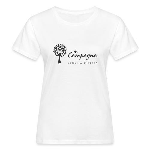 InCampagna logo png - Vrouwen Bio-T-shirt