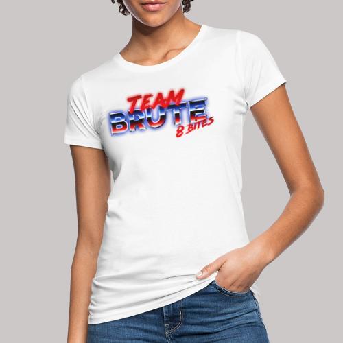 Team BRUTE Red - Women's Organic T-Shirt