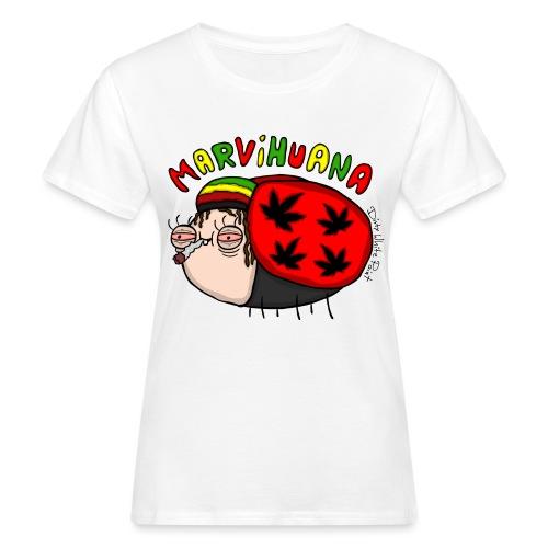 Marvihuana - Frauen Bio-T-Shirt