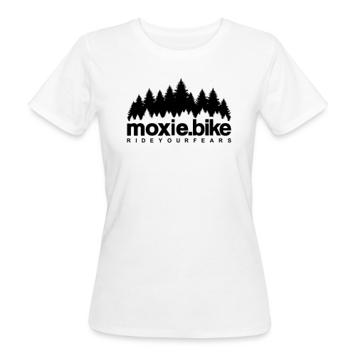 moxie.bike rideyourfears - Women's Organic T-Shirt