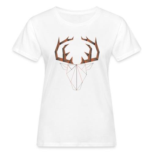 LOW ANIMALS POLY - T-shirt bio Femme