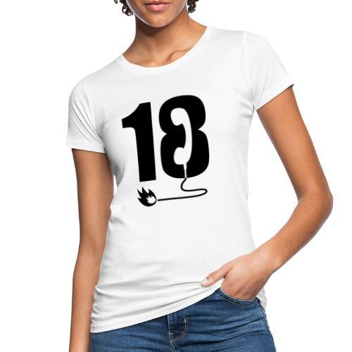 18 - T-shirt bio Femme