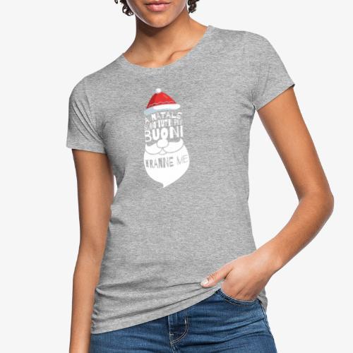 Il regalo di Natale perfetto - T-shirt ecologica da donna