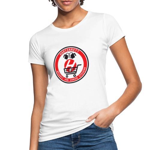 Hartzarett - Frauen Bio-T-Shirt