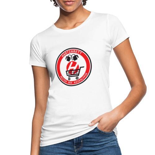 Hartzarett Reiter der Asikalypse - Frauen Bio-T-Shirt