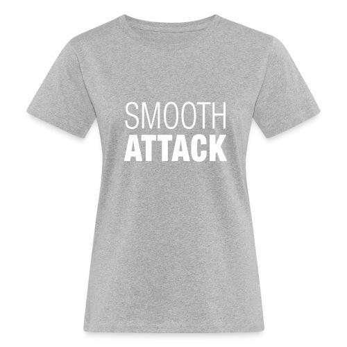 Smooth Attack neg png - Frauen Bio-T-Shirt