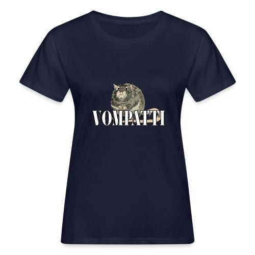 Vompatti - Naisten luonnonmukainen t-paita