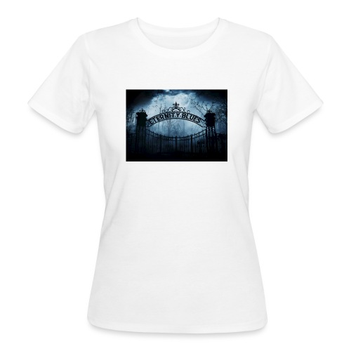 Eternity Blues - T-shirt ecologica da donna