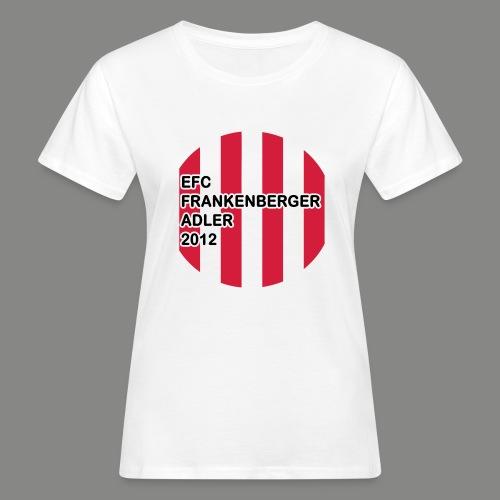 EFC Trikot-Style - Frauen Bio-T-Shirt