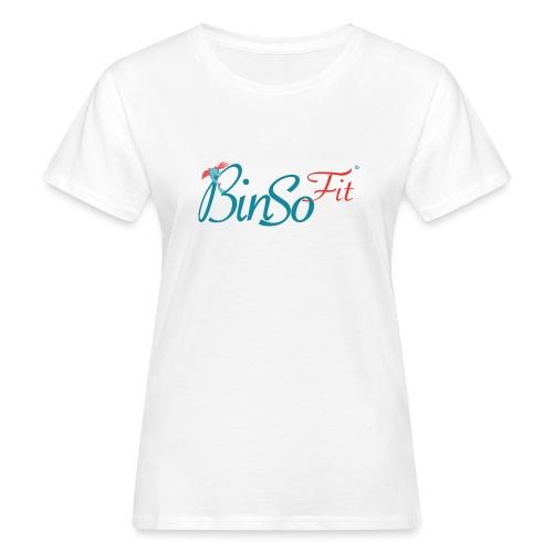 Binso Fit Tshirt Damen - Frauen Bio-T-Shirt