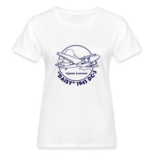 Daisy Clouds 1 - Ekologisk T-shirt dam