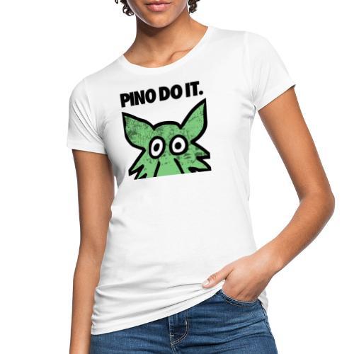PINO DO IT - T-shirt ecologica da donna