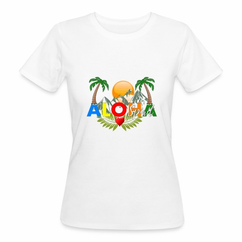 Aloha Spirit Tee - Frauen Bio-T-Shirt