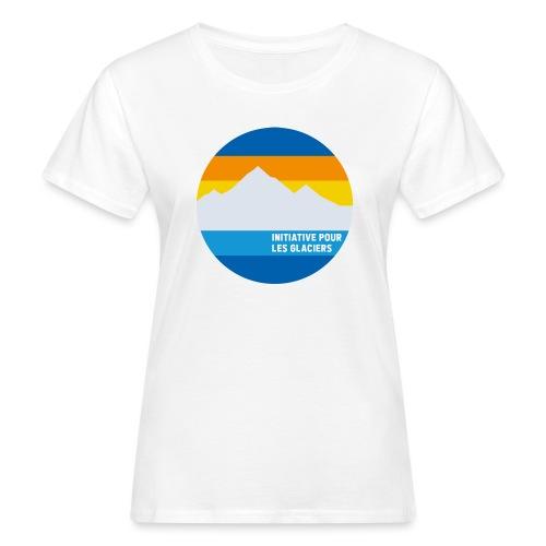 Initiative pour les glaciers - T-shirt bio Femme