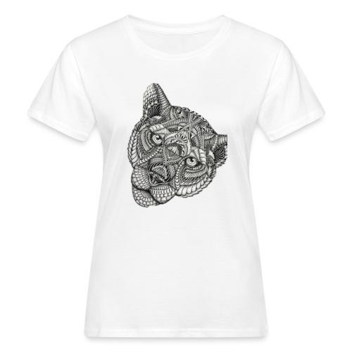 Lion - Vrouwen Bio-T-shirt