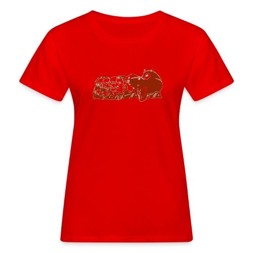 Mushu We Love You! - Women's Organic T-Shirt