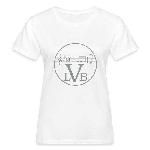 Beethoven Logo 02 - Frauen Bio-T-Shirt