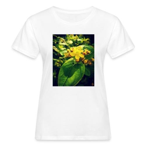 Fleur - T-shirt bio Femme