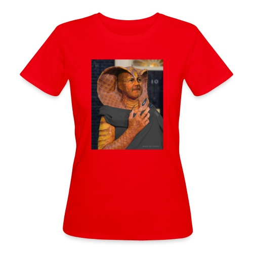 King Cobra - Women's Organic T-Shirt