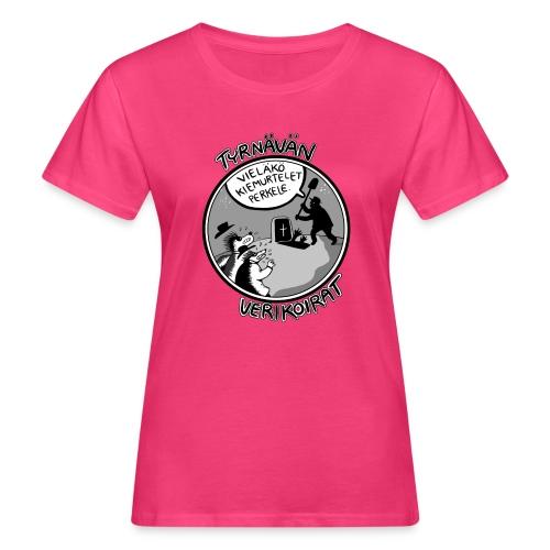 Tyrnävän verikoirat 5 - Naisten luonnonmukainen t-paita