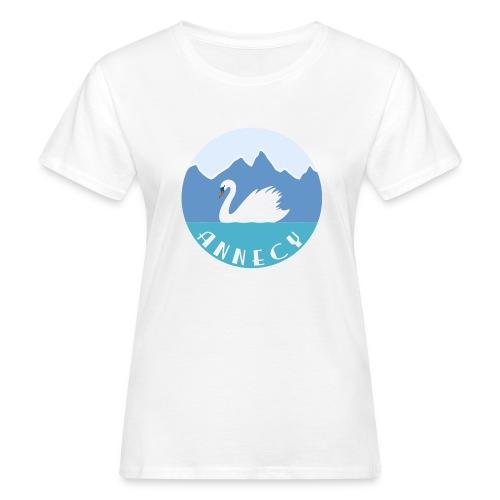 annecyviolet - T-shirt bio Femme