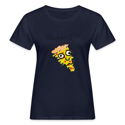 spaghetti - Vrouwen Bio-T-shirt