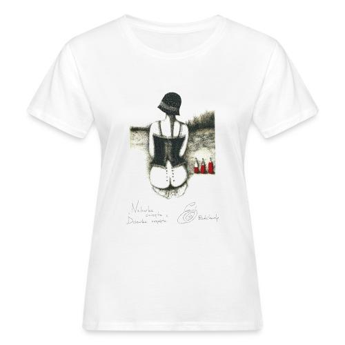 Nalewka Elżbieta Radzikowska - Ekologiczna koszulka damska