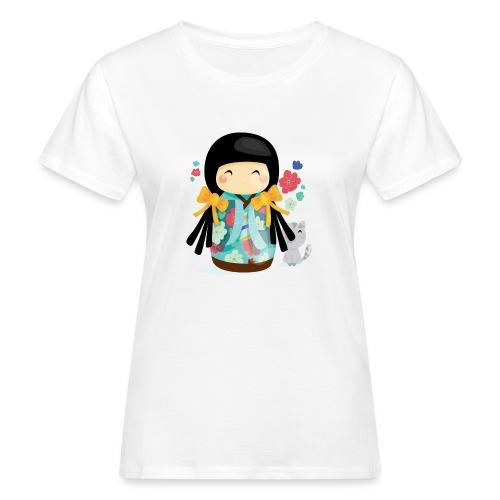 1 - T-shirt bio Femme