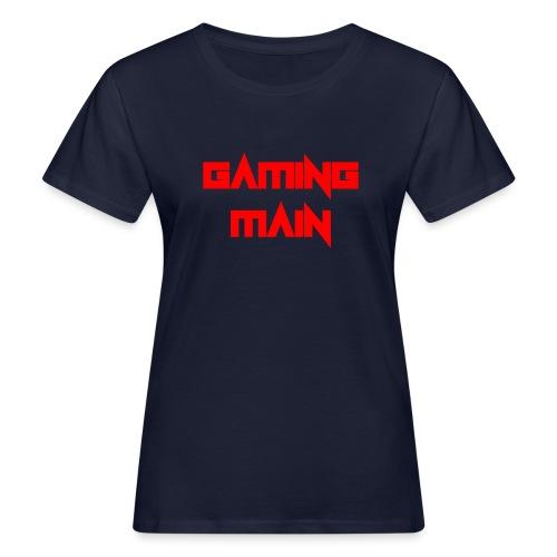 Gaming Main - Frauen Bio-T-Shirt