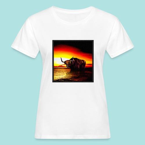 Wandering_Bull - Women's Organic T-Shirt