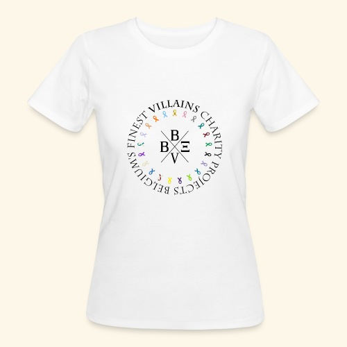 BVBE Charity Projects - Women's Organic T-Shirt