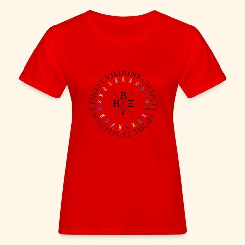 BVBE Charity Projects - Women's Organic T-Shirt