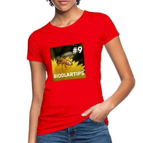 Biodlartips No #9 - Ekologisk T-shirt dam