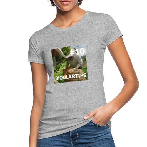 Biodlartips podcast #10 - Ekologisk T-shirt dam