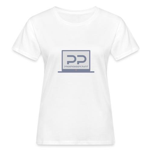 muismat met logo - Vrouwen Bio-T-shirt
