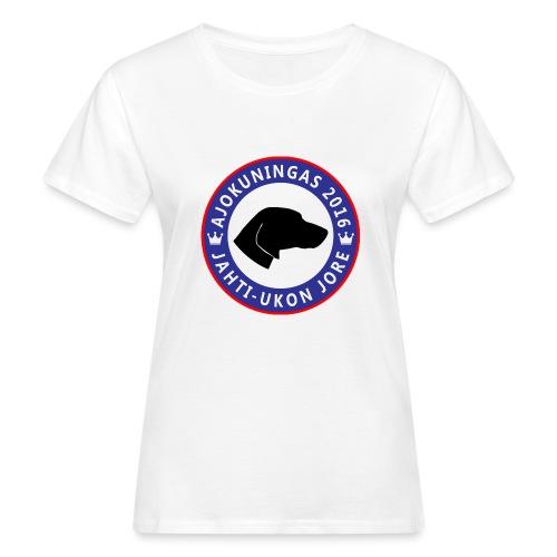 Ajokuningas t-paita - Naisten luonnonmukainen t-paita