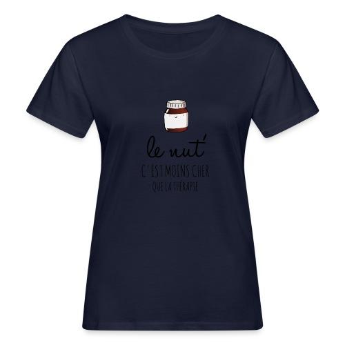 Le Nut' - T-shirt bio Femme