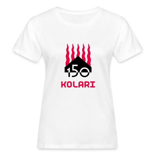 Kolari 150 - Naisten luonnonmukainen t-paita
