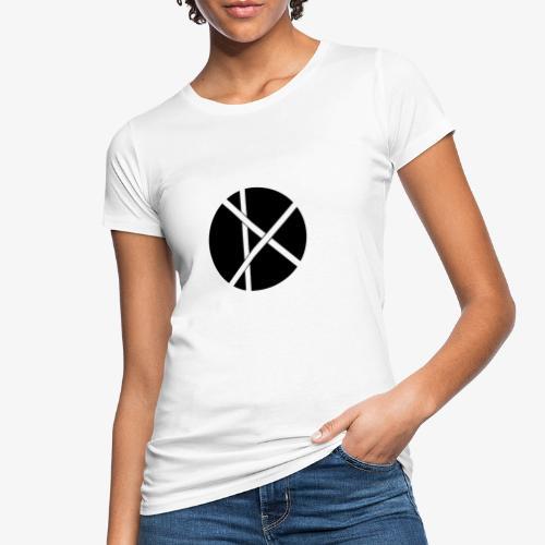 Don Logo - musta - Naisten luonnonmukainen t-paita