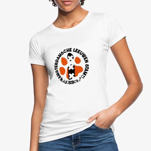 ALS witte rand licht - Vrouwen Bio-T-shirt