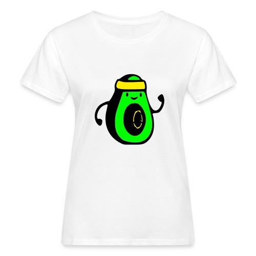 aguacate ninja - Camiseta ecológica mujer