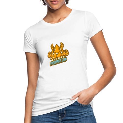 gaming logo maker featuring a squid monster 1847f - T-shirt ecologica da donna
