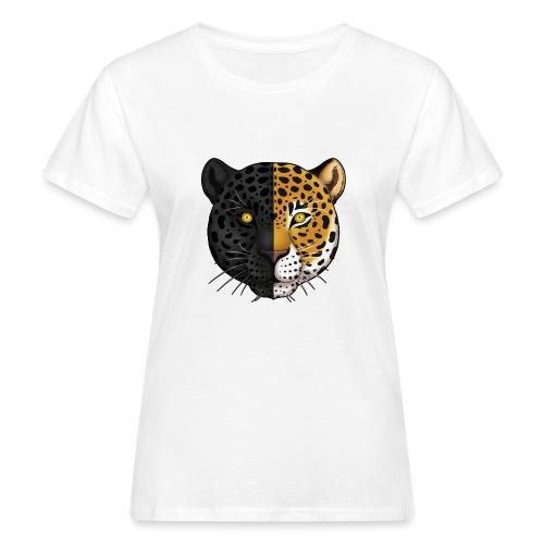 Duality: Jaguar - Ekologiczna koszulka damska