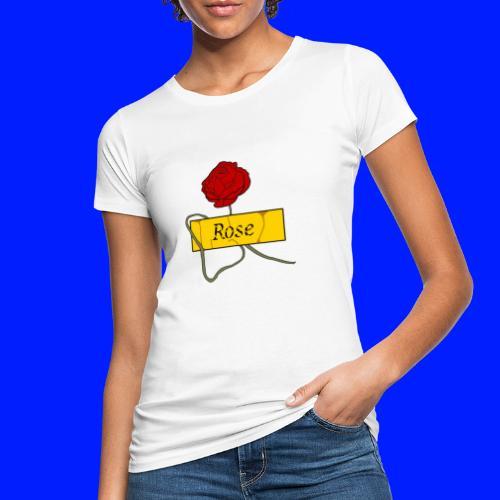 Rose - Ekologisk T-shirt dam