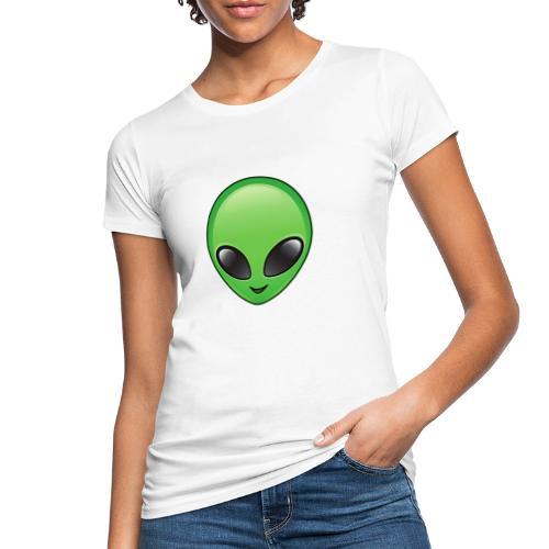 Alien face - Ekologisk T-shirt dam